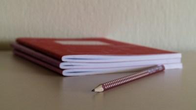 Ellen Stone: Pencil & Notebooks