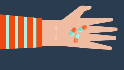 A handful of ADHD medications, some of which have potential side effects
