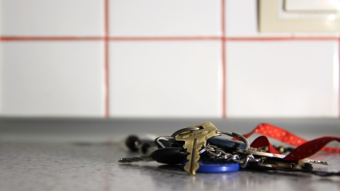 Living with ADHD can make even remembering your keys a difficult feat.