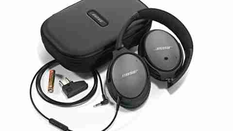 Bose quiet comfort headphones can solve your ADHD problem of feeling overwhelmed in loud places.