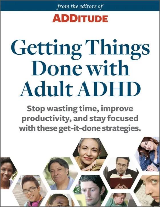 ADHD eBooks