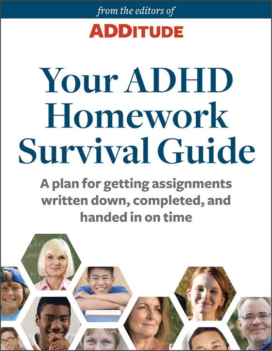 Helping Your Child or Teen with Attention Deficit Disorder