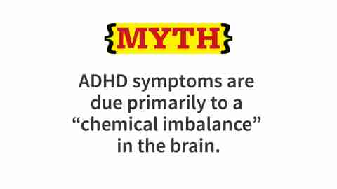 Impairments of ADHD are not due to a global excess or lack of a specific chemical within or around the brain. The primary problem is related to chemicals manufactured, released, and reloaded at the level of synapses, the junctions between certain networks of neurons that manage the brain's management system. Persons with ADHD tend not to release enough of these essential chemicals, or to release and reload them too quickly. ADHD medication helps to improve this process.