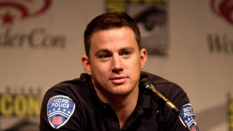 Channing Tatum, an actor with ADHD