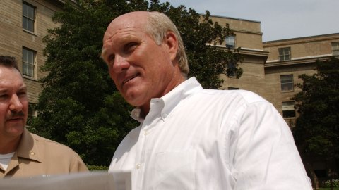 Four-time Super Bowl champion turned sports analyst and commentator, Terry Bradshaw revealed in his book Keep It Simple that he has struggled with ADHD for years. He's also battled clinical depression along the way, but none of his diagnoses stopped him from being inducted into the National Football League's Hall of Fame.