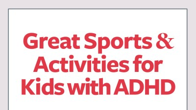 Great sports and activities for kids with ADHD
