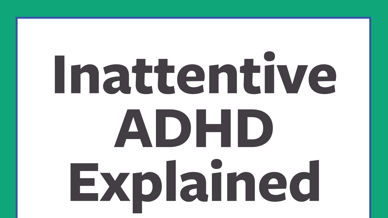 Adult adhd primarily inattentive congratulate, very