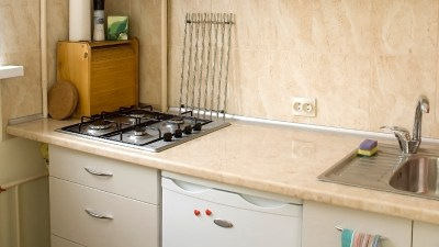 even a small kitchen can stay tidy and organized with smart storage solutions