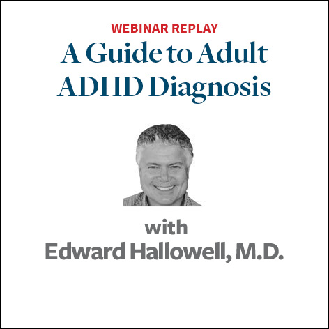 guide to adult adhd diagnosis
