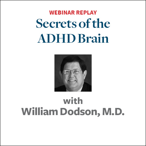 secrets of the adhd brain