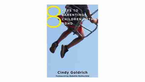 8 Keys to Parenting Children with ADHD is a great book for parents of children with ADHD