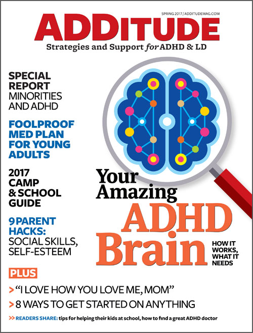 ADDitude Magazine Issues