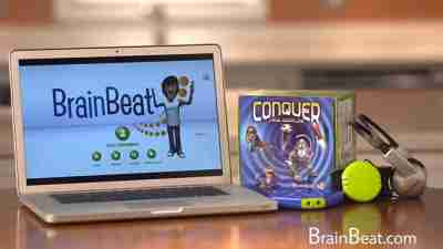 Brain Beat is a great tool for ADHD kids