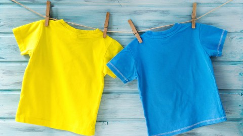 Two shirts; a backwards shirt problem helped one parent determine that her son might have ADHD