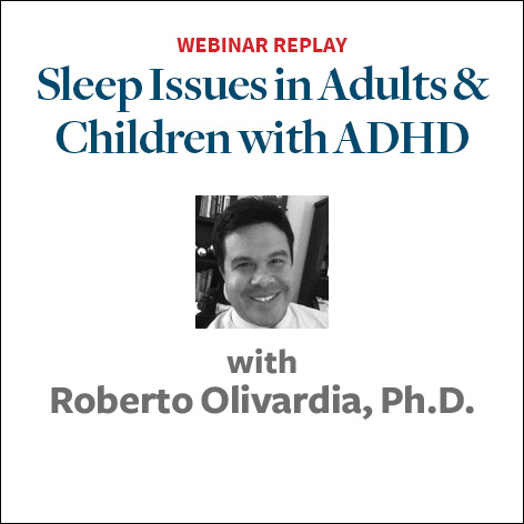 Why People with ADHD Can't Sleep and What to Do about it