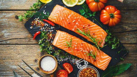 Adhd And Diet Effect Of Omega 3 Fatty >> Omega 3 Foods Natural Remedy For Adhd Fish Broccoli Basil And 9