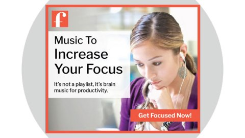 ADHD Gift Guide: Focus@Will Music