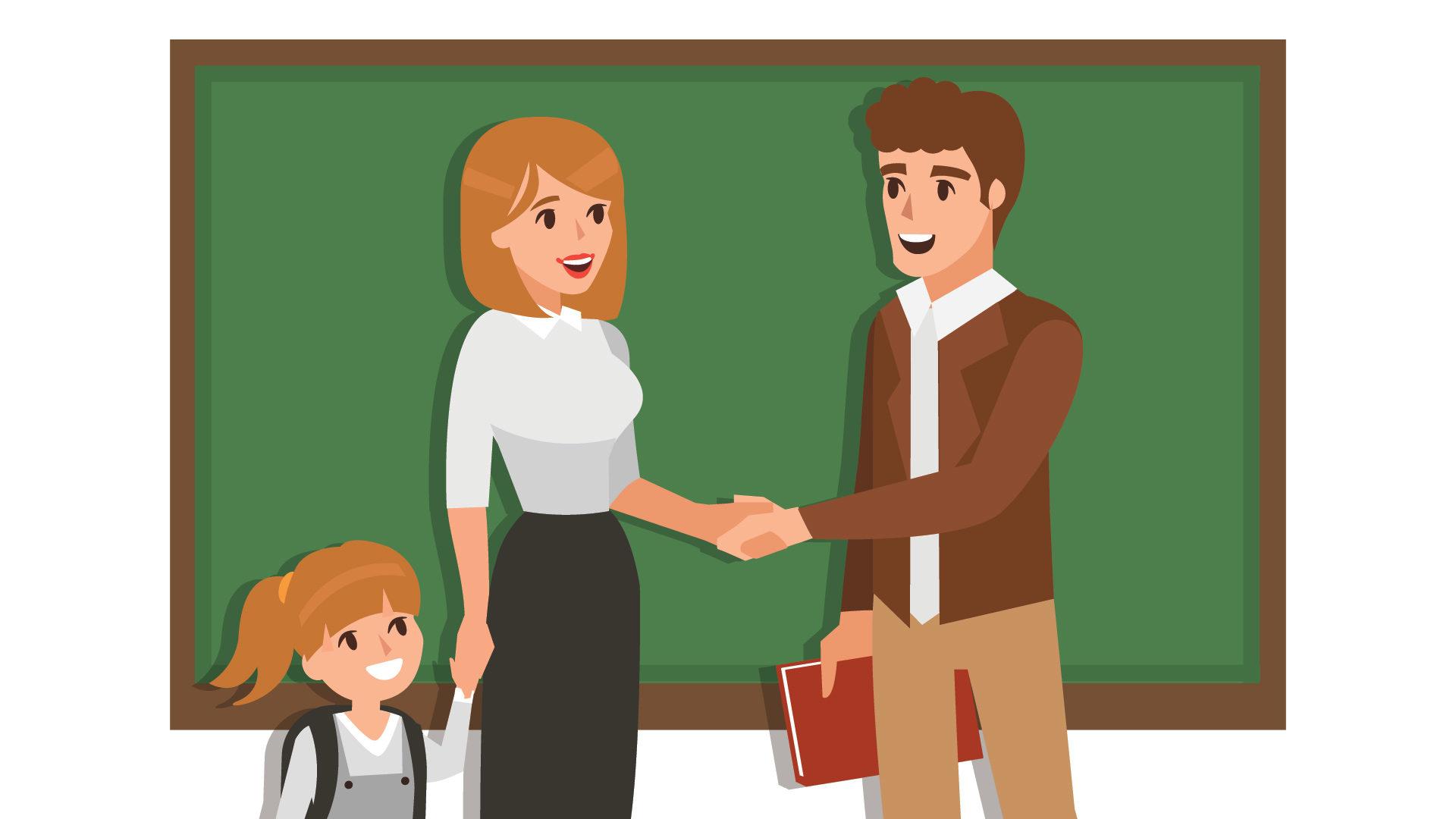teacher parents