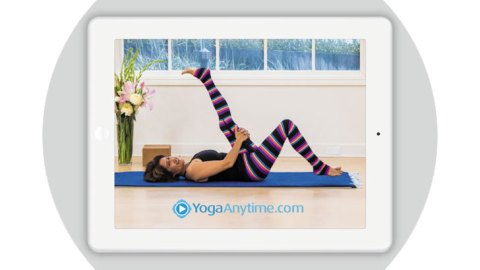 Yoga Anytime for an ADHD gift idea