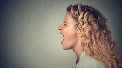 A woman with ADHD learning to control her emotions with DBT