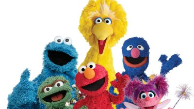 Courtesy of Sesame Workshop