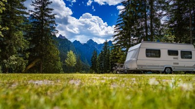 Downsizing and living simple in an RV