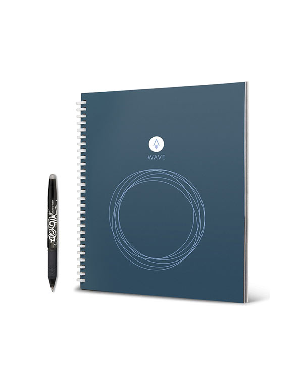 rocketbook wave smart notebook for ADHD time management and organization