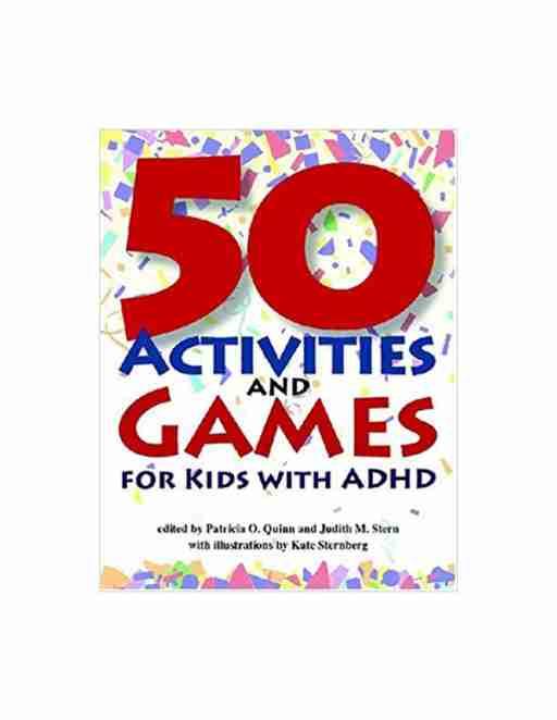 50 activities adhd book