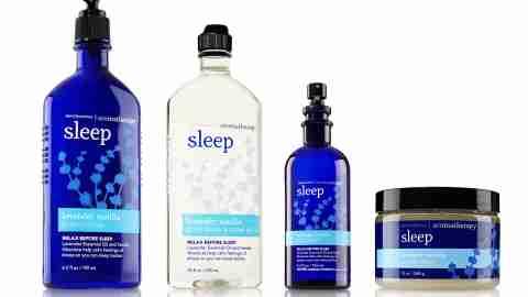 Bath & Body Works Sleep Lotion