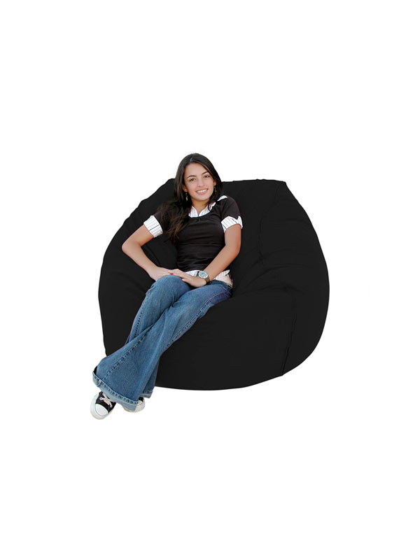bean-bag chair