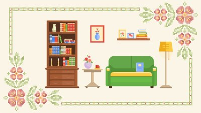 How to Organize Your Home When You Have ADHD -Home Neat Home Graphic