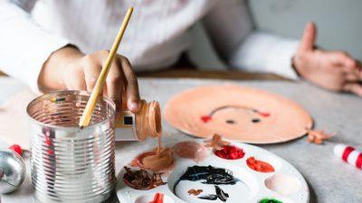 Teaching Creative Kids to Clean Up