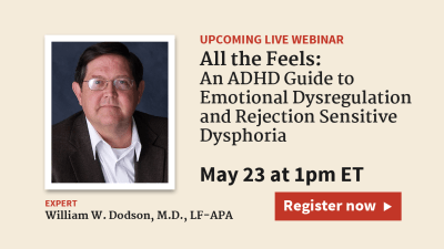An ADHD Guide to Emotional Dysregulation and Rejection Sensitive Dysphoria