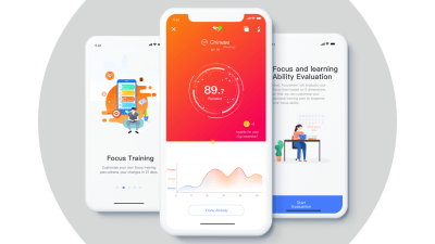 FocusNow is an all-in-one focus, relaxation, and cognitive training platform