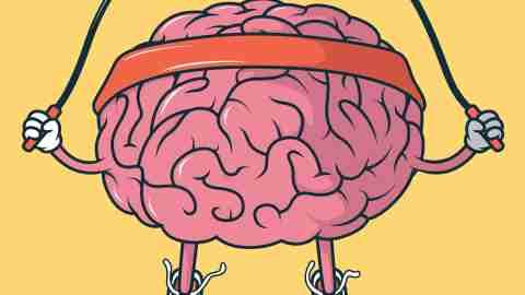 Mental sport, exercise design concept