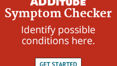 ADDitude symptom checker