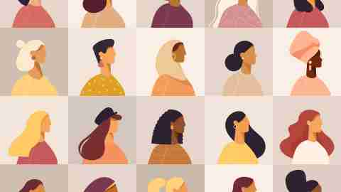 profiles of women