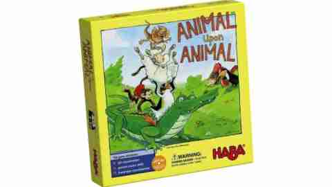 Animal Upon Animal - Board Games for ADHD Kids