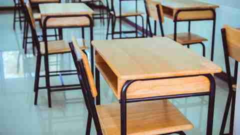 classroom with adhd accommodations