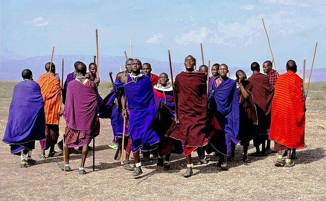 Tanzania ethnic people