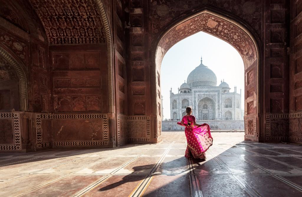 destinations in india - delhi