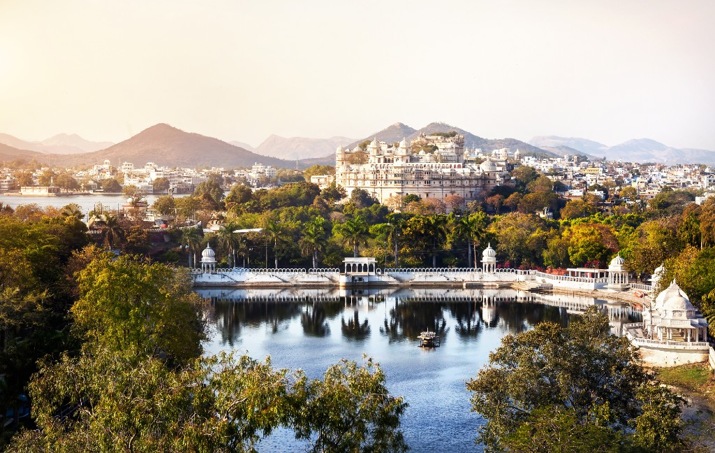 destinations in india - udaipur