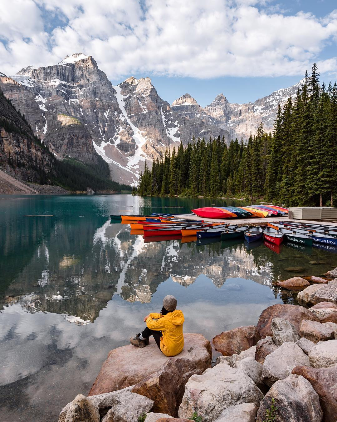 15 Most Incredibly Beautiful Lakes In The World