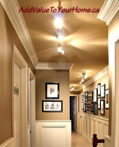 Does Crown Moulding Add Value to a Home?