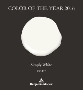 Benjamin Moore Color of the Year 2016