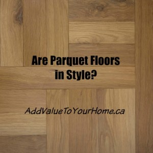 Are Parquet Floors in Style Now?