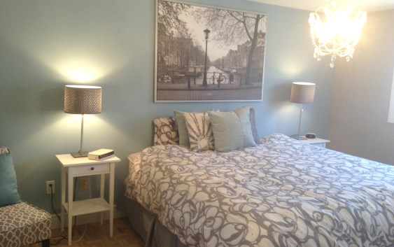 Master Bedroom Makeover www.AddValueToYourHome.ca