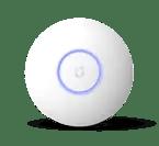 UniFi UAP-AC-LR-IL פנימי כולל תוכנת ניהול AP- AC/n בתקן Wi-Fi AP