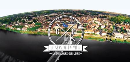 Promouvoir la qualité de vie à Cosne-Cours-sur-Loire.