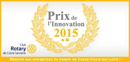 Le club Rotary Cosne-Sancerre lance la première édition du Prix de l'Innovation !